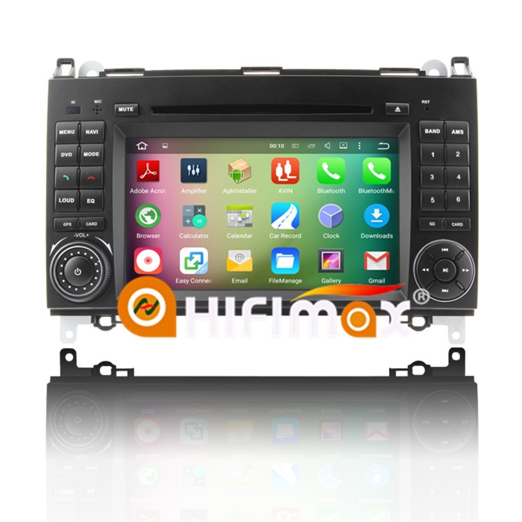 HIFIMAX Android 6.0 for Mercedes Sprinter/ Benz Vito/ Benz Viano/ Benz A B200 Car DVD GPS