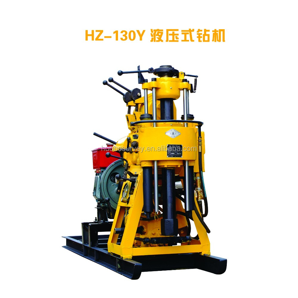 Cheap!!! Hydraulic Core Sample drilling Rig HZ Series Core Sample drilling Rig