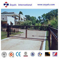 2015 high quality small iron gate