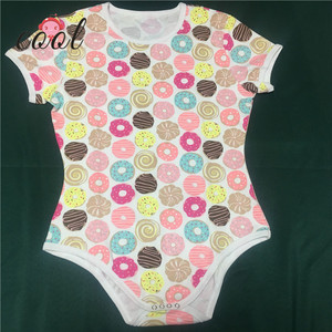 2404d61b3bab Metal snap crotch donut adult romper wholesale and custom summer adult  onesie