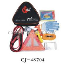 2016 Europe Road side Emergency tool Car Emergency Triangle Kit