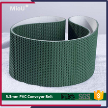 2017 Hot Selling PVC Conveyor Belt Used In Food Processing Industry