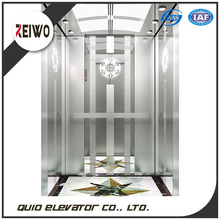Machine roomless lift cabin design well sale passenger elevator cabin