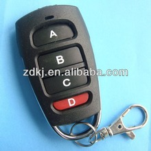 new product 4 button for garage door key programmer remote control