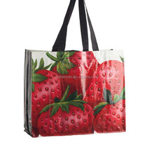 custom made printed Recyclable eco friendly shopping bag