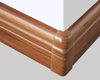 new designed WPC baseboard, flooring and accessory
