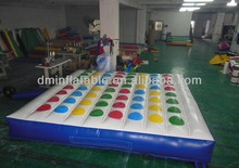 new design inflatable twister games