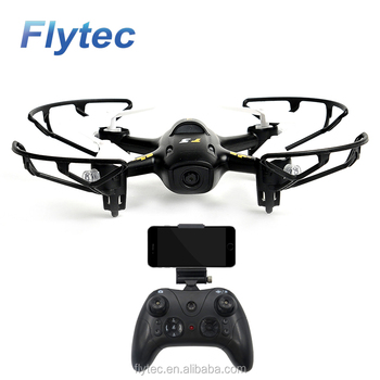 Flytec 2018 New Arrival TY - T3 RC Drone Camera Wifi FPV 2MP HD Quad Copter Dron Mini Drones With Altitude Hold VS JXD 512