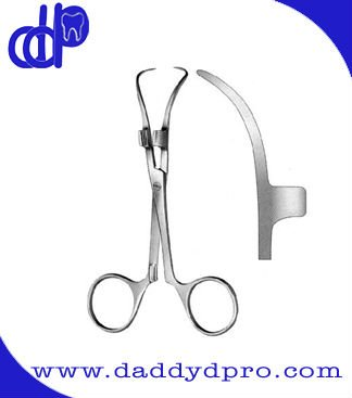 Robin Anchoring Forceps 5mm, 12.5cm