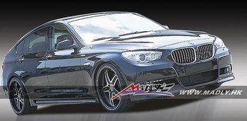 fiber glass bodykit style GT for BMW 535GT