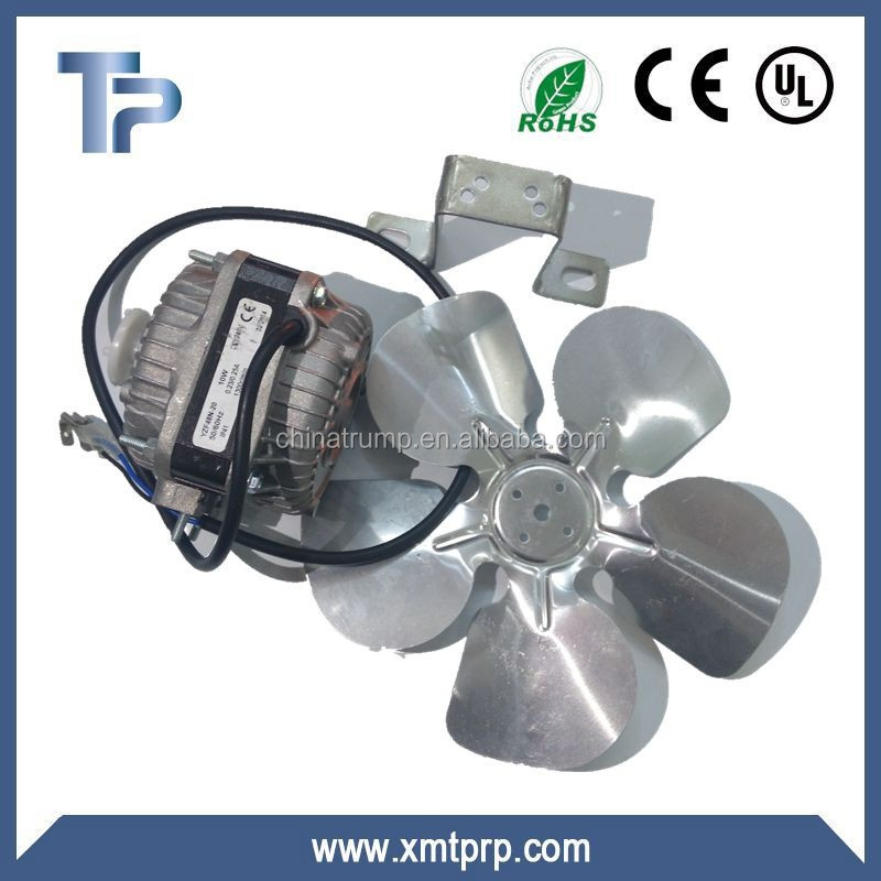 Motor Condenser Fan For Refrigeration 220v Buy Condenser