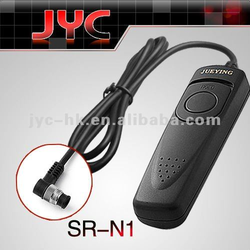 Wired Shutter Release SR-N1 for Nikon D800 D300 Camera