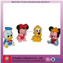 plastic animal toys, OEM plastic animal toys, cut dog animal toys