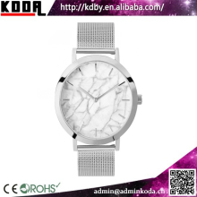 watch mesh strap japan movt stainless steel back sr626sw marble watch