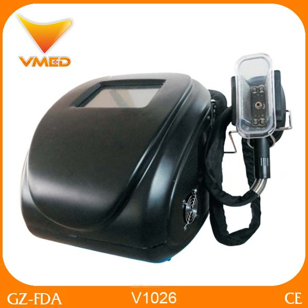 Factory Outlet Multi-Functional RF Laser Fat Freezing Cavitation Dual Ultrasonic Machine