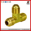 High Quality Brass Fitting pipe union t brass fitting union tee