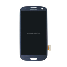 Mobile phone spare parts for samsung galaxy s3 i9300 lcd display,wholeslae alibaba for samsung galaxy s3 i9300 lcd touch screen