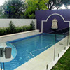 High quality guarantee tempered glass fence panels