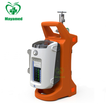 MY-E001F medical Portable accurate ambulance ventilator