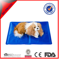 absorbing dog ice mat for pet home furniture fashion nylon Shiba inu glacier bed