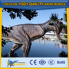 Cetnollogy outdoor and indoor attractive vivid dinosaur models for park