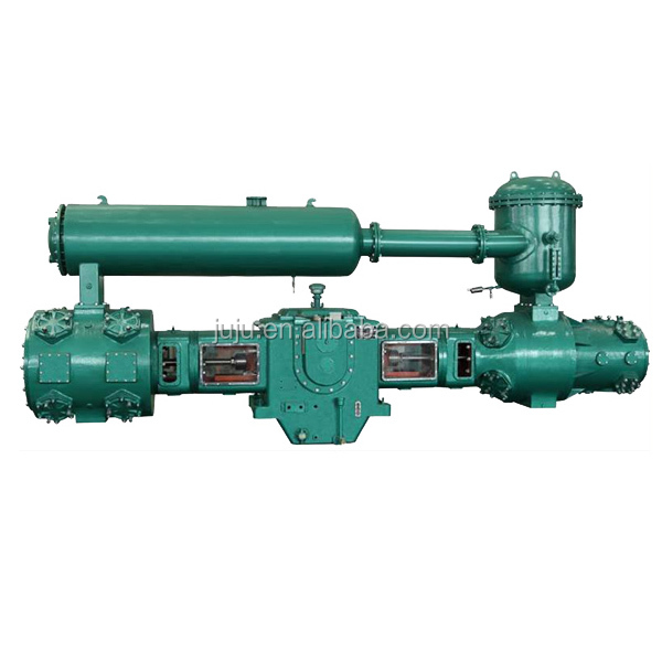 D type reciprocating piston natural gas compressor