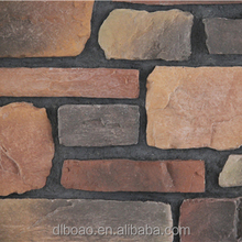 Wine cellar wall stone for bar decoration