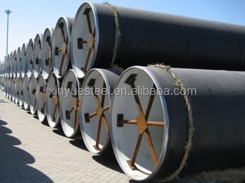 Manufacturing tubo acero tubular goods Spiral Steel Pipes