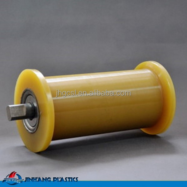 Chinese manufacture direct sale standard nylon conveyor idler <strong>roller</strong>
