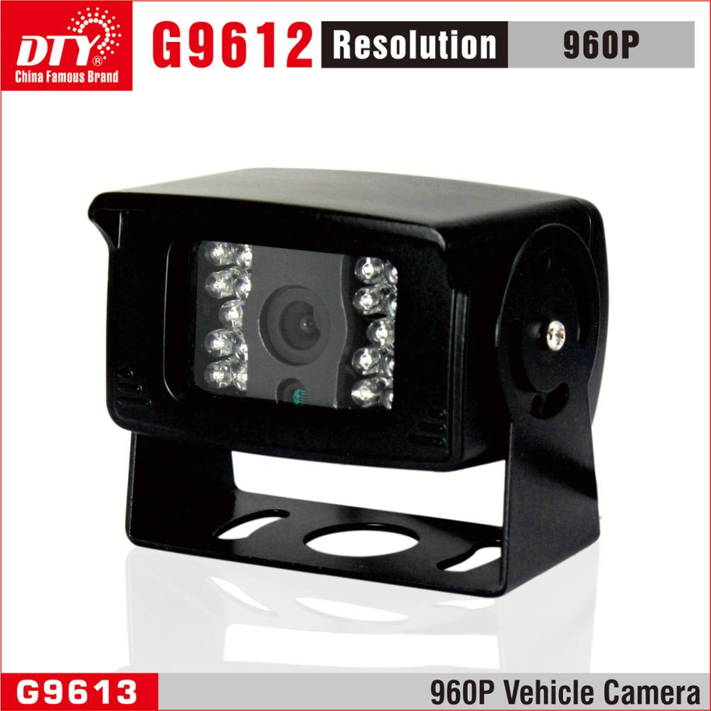 Best Selling CCTV Waterproof AHD Camera For Car /Bus/Taxi/Truck, G9612