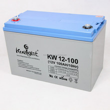 12V 100Ah deep cycle maintenance AGM lead acid storage battery for solar energy system