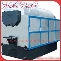 Export or domestic market hot sale horizontal single drum coal fired steam boiler