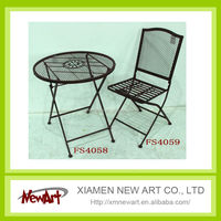outdoor furniture made in china competitive price table set promotional item