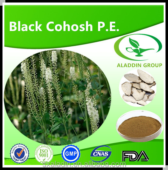 Reduce Blood Pressure High Quality Black Cohosh Extract