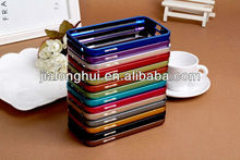2013 Fahion Metal Aluminum Bumper hard case for Samsung Galaxy S4 9500