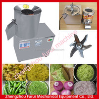 High quality low price industrial food chopper/vegetable shredder