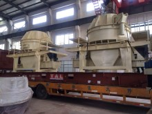 Stone crusher machine price Yonran VSI impact crusher/ sand making machine/ finery crushing machine