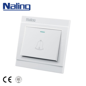 Naling China Products Prices Waterproof Hotel Dnd Doorbell Press Switch