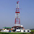5000m /1500HP API Mechanical Skid-Mounted Oil Drilling Rig