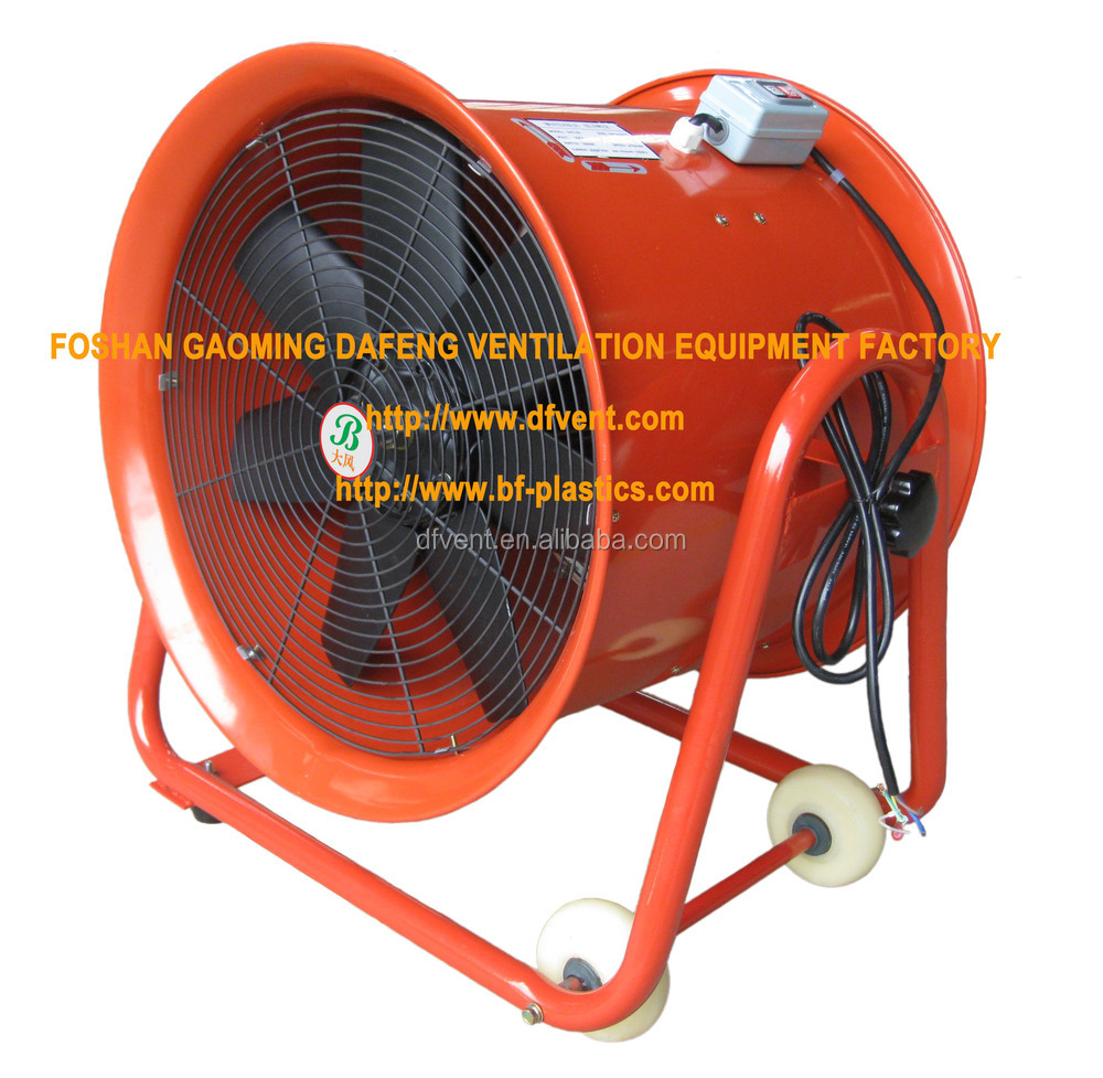 Portable Ventilation Fans : Mm air blower portable propeller ventilator buy