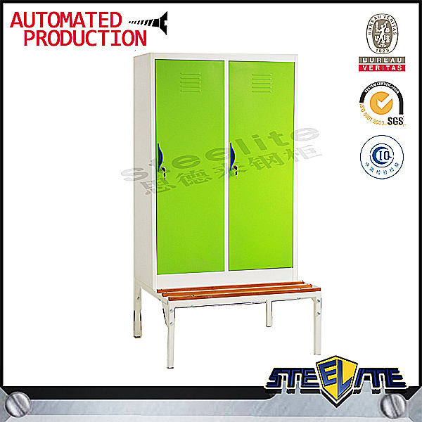 2015 new design green Changing Room Assembled Key Personal Beach Locker