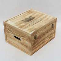 Wholesale Wooden Wine Boxes