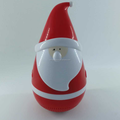 2017 new Santa Claus tumbler shaped touching speaker for Christmas gift