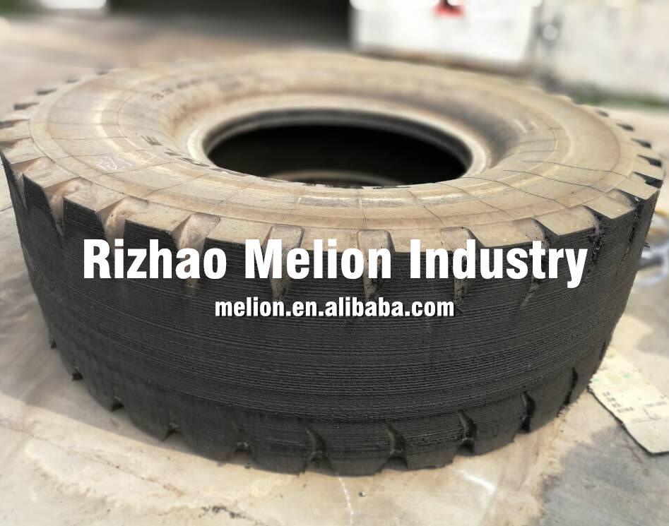 Giant OTR Tyre 2700r49'' Retreading Machine