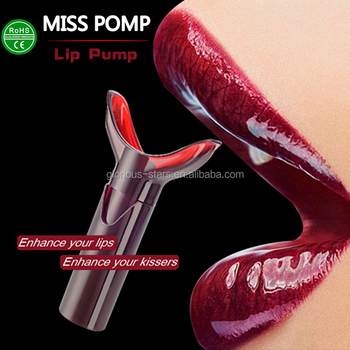 M589 hot sale as seen on tv 2016 beauty lip/lip shaper/candy lips pump