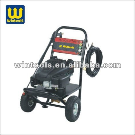 portable high pressure auto car washing machine 6.1hp 4.5kw