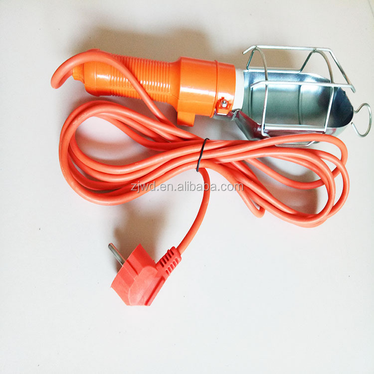 Car Repairing Emergency Working Lamp/Flexible Inspection Lights with Wire and Multi-function Jack/Overhaul Lamp