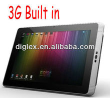 video call android tablet pc 9.7 inch touch screen