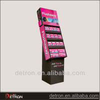Nice looking and good design display stand for sanitary napkin AE-2116