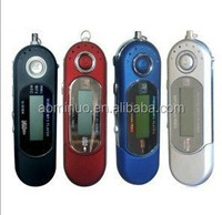 Hot sale USB MP3 Player with LCD Screen with FM fuction quran mp3 player